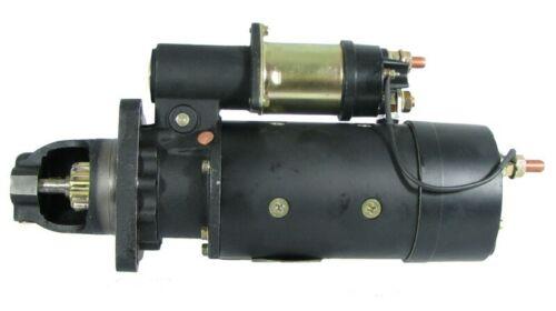 NEW STARTER FITS CUMMINS ENGINE 855 L SERIES 10.0L 14.0L 0R2191 2N2761 3E7863
