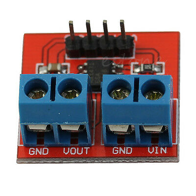 New Arduino Voltage And Current Sensor Consume Voltage Load Detection Module