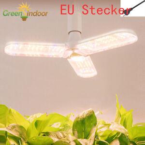 Spectrum Led Grow Light Phyto Lampe Warmes Rot Blau Oder Uv Lampe Fur Pflanzen Ebay