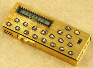 Satolex Vintage Gold Plated Lighter