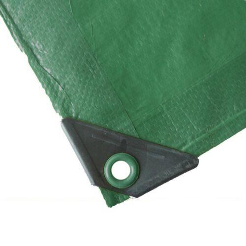 Lona cobertora lona tejidos plane 3x4m 120g//m² verde