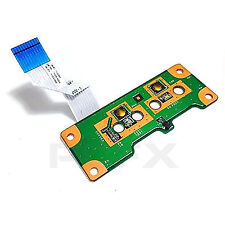 New For HP G60 Compaq CQ50 CQ60 Power Button Board With Cable 48.4H503.011