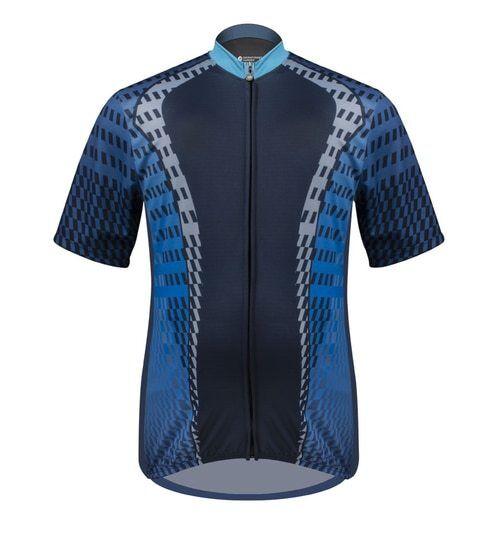 Aero Tech Designs gree Men energia Tread Cycling Bike Jersey Bire Top fatto in USA