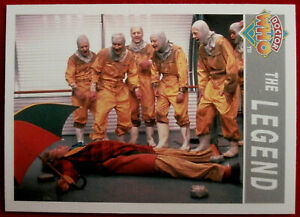 DR WHO - Card #329 - SORRY - OUR MISTAKE! - Cornerstone Series 3 - 1996