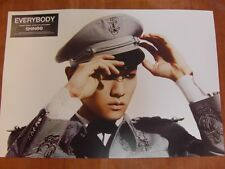 SHINee - [KEY] Everybody [OFFICIAL] POSTER K-POP *NEW*