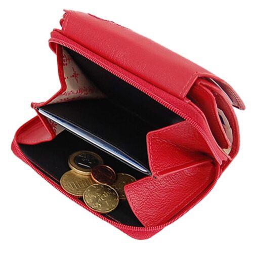 Branco Damen Geldbörse Leder Damenbörse Portemonnaie Geldbeutel Börse 29742 neu