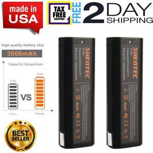 2-PACK-Paslode-Battery-Replacement-Framing-Nailer-Nail-Gun-404717-900420-6V-USA