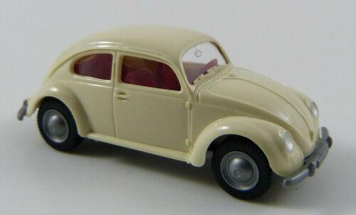 VW 1200 Brezelkäfer Cremeweiss Wiking 8300413 1:87 H0 OVP KM