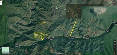 Rancho Ideal para explotación minera