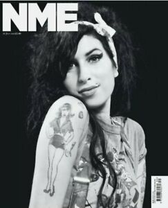 NME Magazine Amy Winehouse RIP Front Cover 30th July 2011 New Mint Condition.