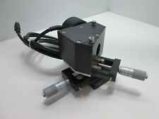 Ophir Beamstar V F Sensor On X Y Stage At 45 Approx With 0 25mm Micrometers