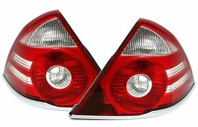 REAR LIGHT SET for FORD MONDEO MK3 sedan 00-07 Facelift Look tail LIGHTS