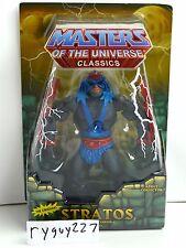 MOTUC, Stratos, Masters of the Universe Classics, MOC, figure, sealed, MISB