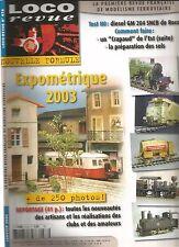"""LOCO REVUE N°678 COMMENT FAIRE : """"CRAPAUD"""" DE L'EST - LA PREPARATION DES SOLS"""