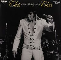 Elvis Presley - That's The Way It Is [new Vinyl] Holland - Import on Sale