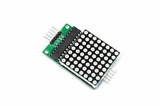 MAX7219 seriale Dot Matrix Display Rosso modulo 8x8 LED PI Arduino flusso Workshop