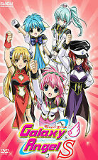 Galaxy Angel S (DVD, 2008)