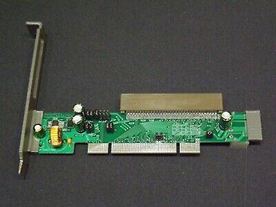Rare 3Dfx compatible Adapter AGP-to-PCI v1.1 3.3v