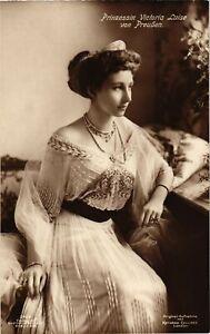 CPA-AK-Prinzessin-Viktoria-Luise-v-Preussen-GERMAN-ROYALTY-867936