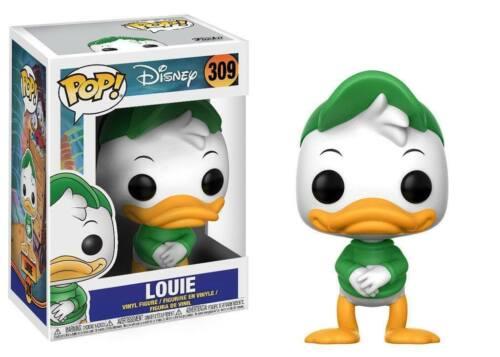 Nr Disney 309 - NEU /& OVP DuckTales: Louie Funko POP