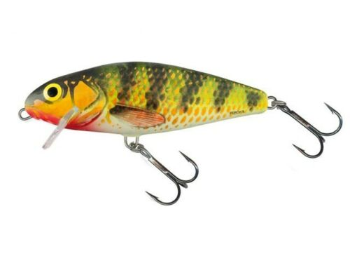 Salmo perch ph12sr 12cm 36g shallow runner lures pike bass colors