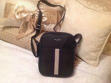 Ted Baker Men s Escabar Webbing Mini Flight Bag Black for sale ... 388bfd525b68a