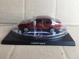 DIE-CAST-034-LANCIA-LYBRA-034-1-43-HACHETTE-AUTO-ITALIANE