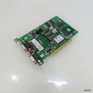 SOFTING Used CAN-AC2-PCI//HW//LP V1.0 4DH6111 PCB-I-E-1068=6EX2