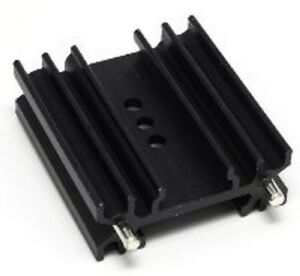 Details about Heatsinks- Compact vertical for TO220, TO218 & TO247 Packages  Select Type