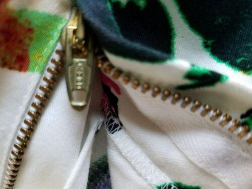 Floral Femme 3d Multicolore Imprimé 46 Jeans Taille Jeans Iceberg UqxPwwIB