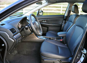 2012 2014 subaru impreza 2 0i base premium sedan leather interior seat cover ebay. Black Bedroom Furniture Sets. Home Design Ideas