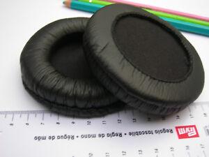2-Ohrpolster-90-mm-fuer-z-B-Sony-MDR-CD170