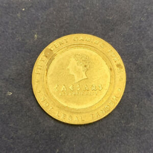 Ceasars-Atlantic-City-vintage-limited-edition-50-cent-gaming-slot-token