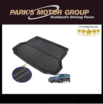 Soft Type 7 Seats KE8404B000 Genuine Nissan X-Trail 2018/> Boot//Trunk Liner