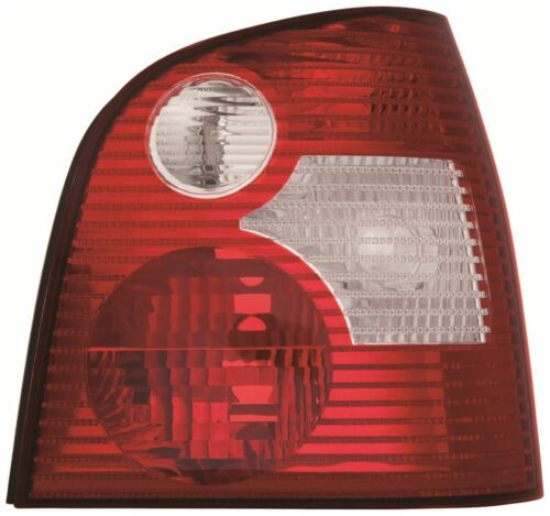 VW Polo 9N 2002-2005 Hatchback Clear Rear Tail Light Lamp O//S Drivers Right