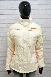 best cheap 8c296 fa2b7 Dettagli su Piumino NORTH SAILS Donna Taglia Size XL Giubbotto Giubbino  Giacca Jacket Bianco
