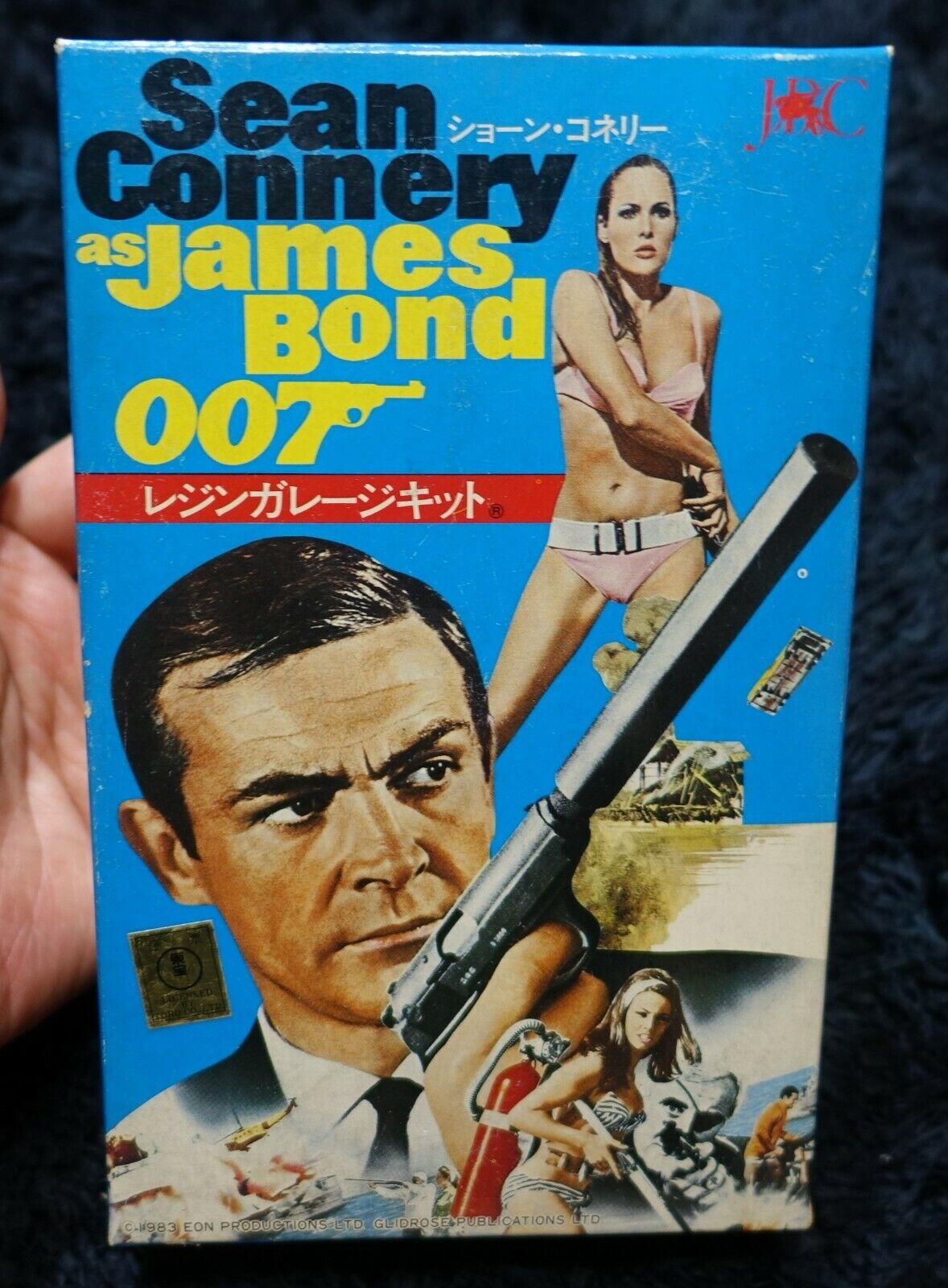 007 JAMES BOND SEAN CONNERY  VINTAGE RESIN MODEL KIT