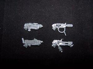 Blood Angel Special Weapons (bits) 40K, Games Workshop
