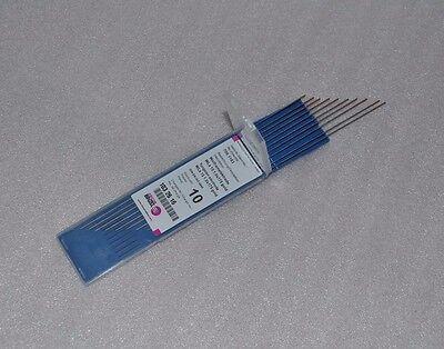 1,6 2,0 Wolframelektrode E3 lila 1,0 2,4 3,2 4 x 175 Org Abicor Binzel