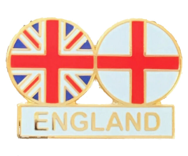 LUDLOW SOUTH SHROPSHIRE ENGLAND ENAMEL LAPEL PIN BADGE FREE UK P/&P