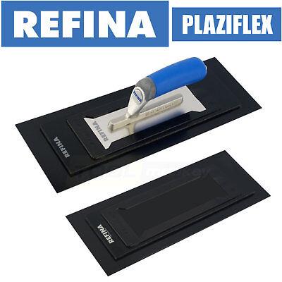 "Refina Plaziflex Plastering Finishing Trowel or Blade 12/"" 14/"" 16/"" 20/"" 24/"" Skim"