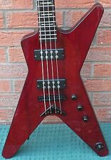 DEAN ML BASS. LIMITED EDITION. 1 OF ONLY 12. VERY RARE. VGC.