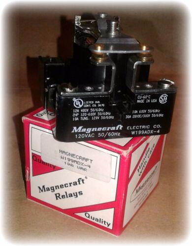 290Ω DM New Relay 120 VAC SPST-NO-DM Double Make or Break