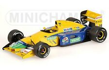 MINICHAMPS 100 920119 BENETTON FORD B191B F1 model car M Schumacher 1992 1:18th