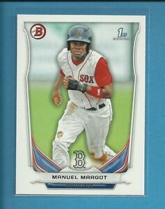 Manuel-Margot-RC-2014-1st-Bowman-Prospects-Rookie-Card-BP90-San-Diego-Padres