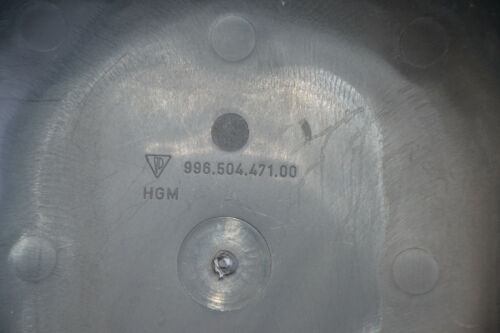 Porsche 911 996 Abdeckung Verkleidung Deckel Benzinpumpe 99650447100 Cover Panel