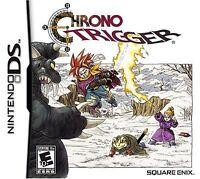 Chrono Trigger Nintendo Ds Game Brand And Sealed