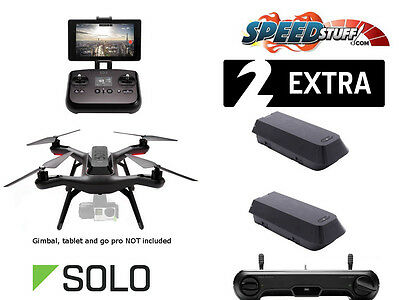 3DR - Solo Drone - Black - Brand new - bonus 2x new battery included