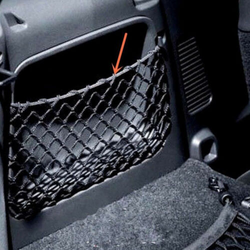 Tuck Net String Tasche Ablagenetz Netztasche Für Benz Smart Fortwo 451 2009-2014