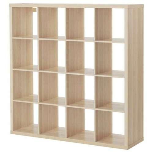 Größen Ikea rack books shelf wall bulkhead drawer eicheneff versch